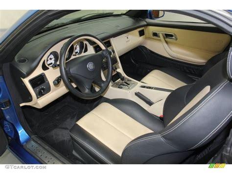 Mercedes Slk 230 Interior by 2001 Sapphire Blue Metallic Mercedes Slk 230