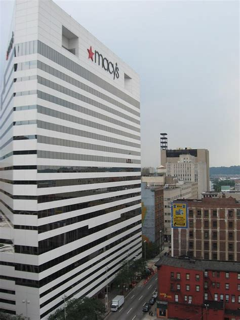 macys headquarters building  downtown cincinnati