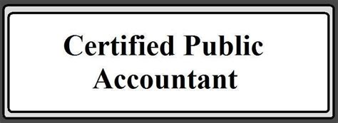 Can You Become A Cpa With Only An Mba by Become A Certified Accountant Howikis