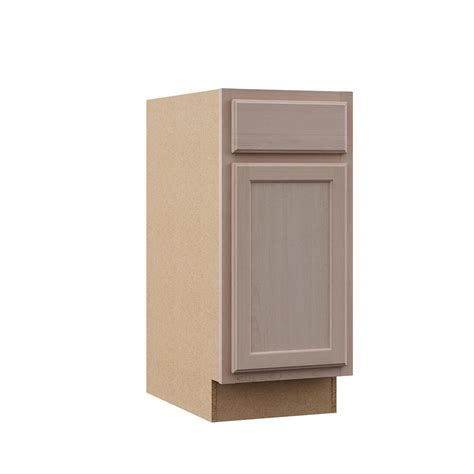 15x34 5x24 in base cabinet in unfinished oak b15ohd the shaker base kitchen cabinets kitchen the home depot