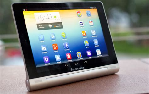 Tablet Lenovo 8 review lenovo tablet 8 tablets magazine