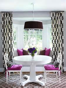 bow window decorating ideas bay and bow window treatment ideas