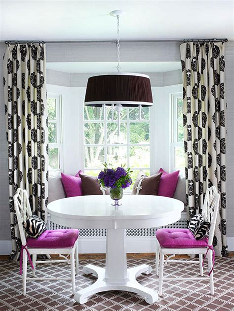 Window Treatment Ideas For Bay Windows Decorating Bay And Bow Window Treatment Ideas