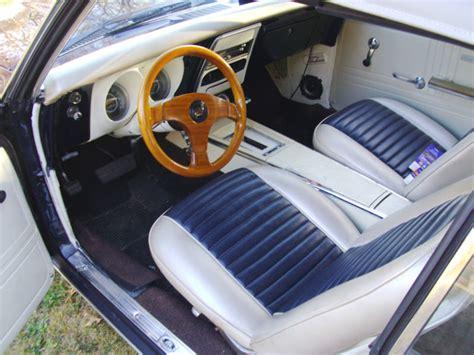 1967 Firebird Interior by 1967 Pontiac Firebird Pictures Cargurus