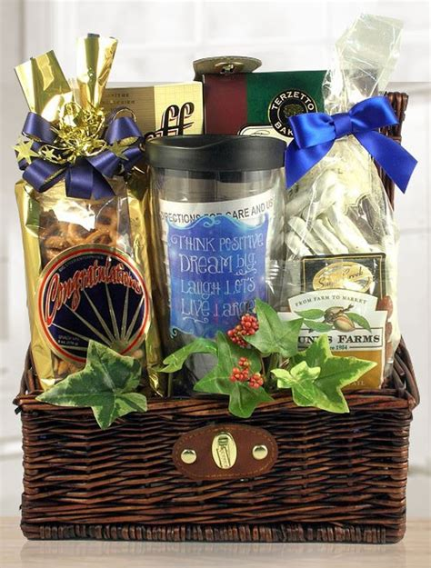 unforgettable moments in life graduation gift basket by