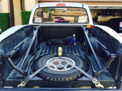 tacoma bed cage dcsb bed cage for 16 quot shock built by lsk tacoma world