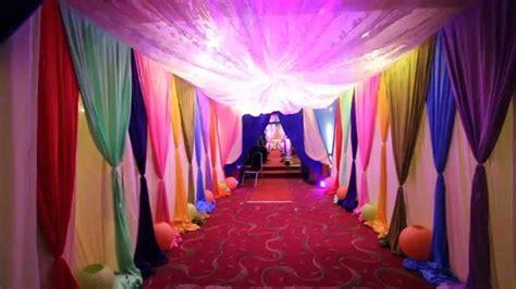 Malaysian Indian Wedding Decorations,Red Rock Hotel,Penang