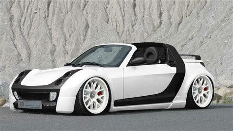 smart roadster race car smart roadster brabus edition coches y motos