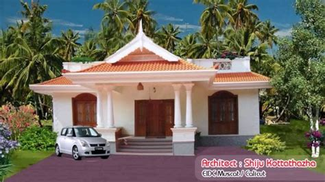 kerala home design 1500 sq feet kerala style house plans below 1500 sq feet youtube