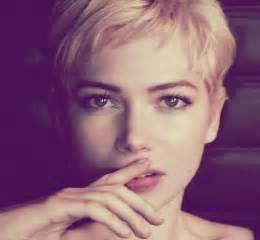 pixie haircuts for fine hair and round faces gallery