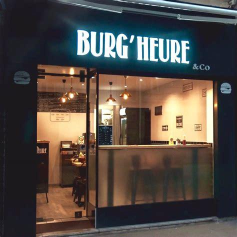 Place Original 4 burg heure co restaurant de hamburgers 224