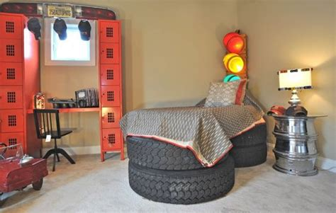 18 wheeler bed 18 wheeler truck tire bed kids rooms pinterest home