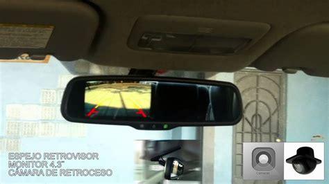 espejo camara espejo retrovisor c 225 mara