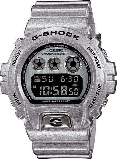 Dw6930bs Grey Casio G Shock Watches