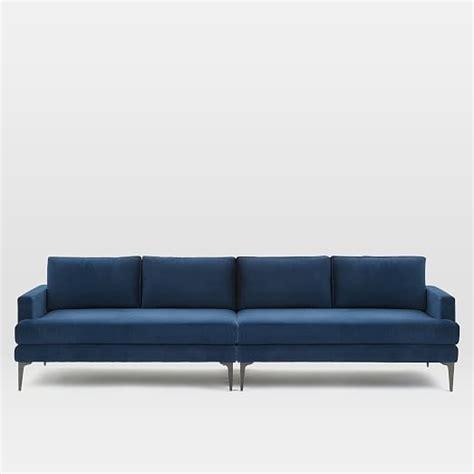 west elm andes sofa review andes sofa 113 quot west elm