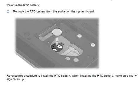 reset bios hp 6730b solved my hp compaq 6730b screen isn t coming on all the