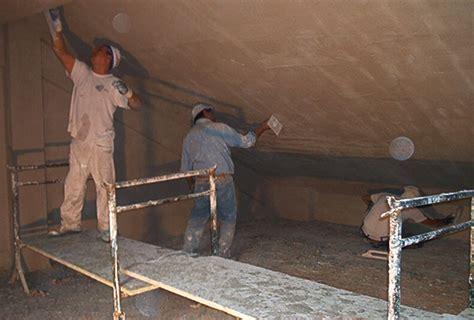 intonaco soffitto soffitto spiovente interno thermorex