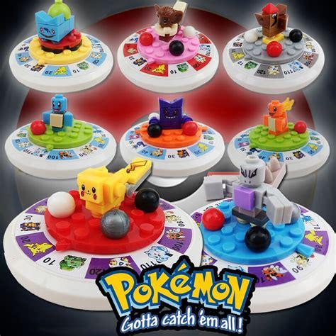 10 Pcs Pokeball All Model Go Poke Grosir T1310 2 clearance go building blocks model mini figurines