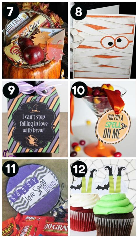 101 easy halloween gift ideas