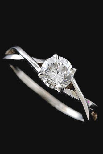 Simple Wedding Rings by 27 Simple Engagement Rings For Who Classics