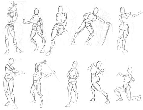 Drawing Figures by Figure Drawing By Amyclark On Deviantart