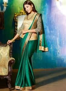 How To Drape Lehenga Dupatta 1000 Images About Green Saree On Pinterest Saree