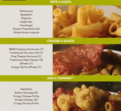 Olive Garden Unlimited Pasta Bowl by Free Stuff Finder The Best Free Stuff Free Sles