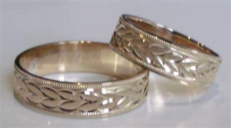 imagenes de anillos de matrimonio en oro blanco argollas de compromiso imagui