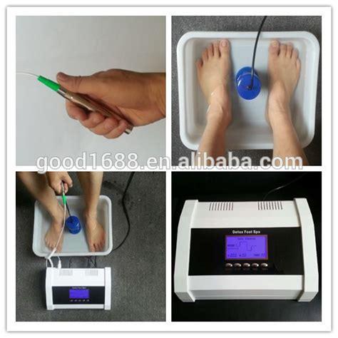 Ion Detox Foot Spa Manual by 2014 New Model Ionic Detox Foot Bath Spa Cleanse Machine