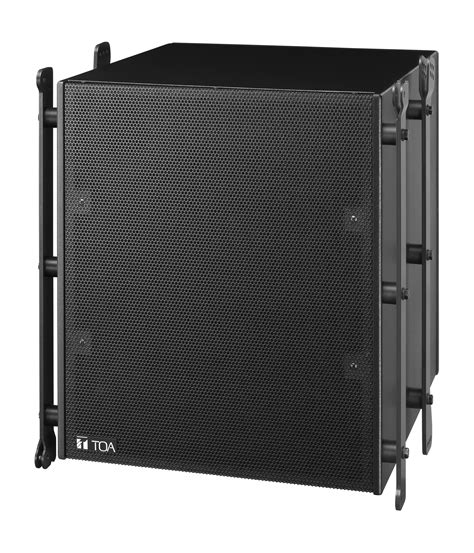 Speaker Toa Array toa sr c15b line array speaker