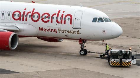 Kredit Air eu genehmigt millionen kredit f 252 r air berlin b z berlin