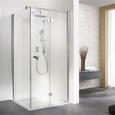 Hsk Shower Doors Hsk Exklusiv Pivoting Bi Fold Shower Door 760 X 2000mm