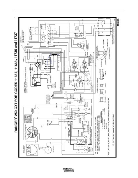 Lincoln Electric RANGER 250 GXT User's Manual | Page 31