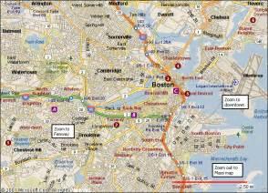 Boston map dr odd