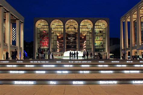 lincoln center new york lincoln center for the performing arts the official