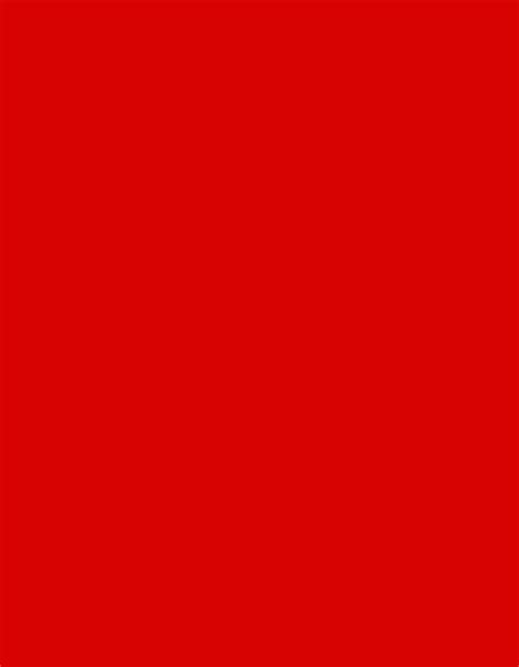 the color of edl