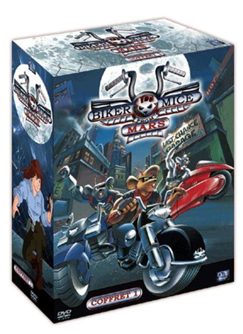 Mice Vol 1 dvd biker mice from mars vol 1 anime dvd news