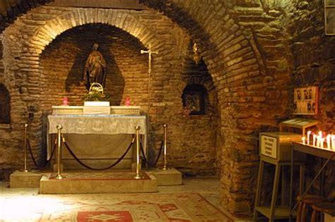 house of the virgin mary house of virgin mary