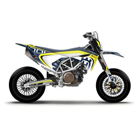 Husqvarna 701 Dekor Kit motorradaufkleber bikedekore wheelskinzz husqvarna