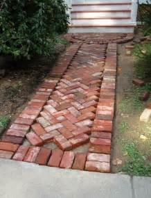 brick pathways ideas pattern builders building patterns garden pinterest brick pathway