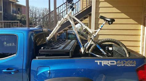 Bike Rack Cover 2 Bikes by Specific Tonneau Question Bike Mounts Page 2