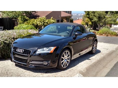 audi tt for sale 2008 used 2008 audi tt for sale by owner in belmont ca 94002