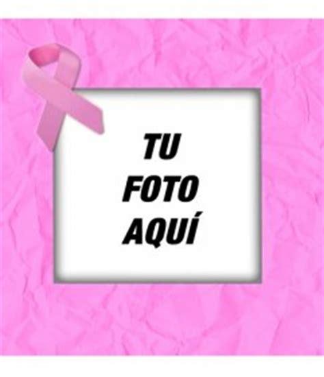 imagenes para wasap lazo rosa apoya la lucha contra el c 225 ncer con este marco para fotos
