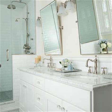 glam bathroom contemporary bathroom mahogany builders hex tile floor contemporary bathroom phoebe howard