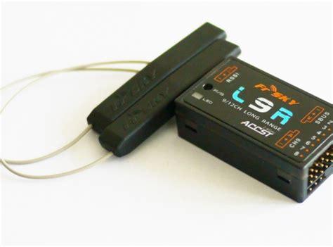 Frsky L9r 912ch Sbus Accst Range Receiver Non Telemetry frsky l9r range receiver