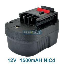 aspirateur festool 1579 batterie black decker 12v nicd 1 5ah