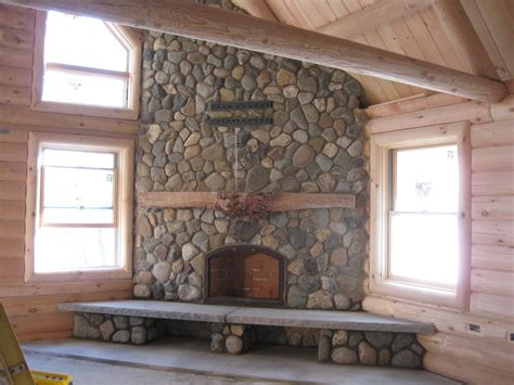 stone fire places fireplaces