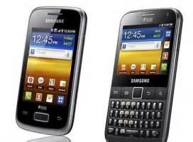 Hp Samsung Qwerty Dual Sim Card samsung galaxy dotykowy lub z klawiatur艱 na dwie karty sim interaktywnie