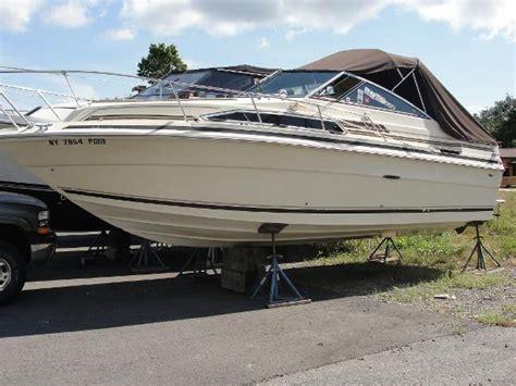 sea ray boats lake george 1983 sea ray 245 24 foot 1983 sea ray motor boat in lake