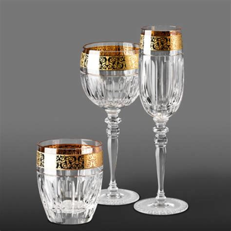rosenthal bicchieri bicchieri di rosenthal meets versace shop